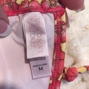 Victoria's Secret Swim - Victoria's Secret Floral Sequined bikini sz M/L